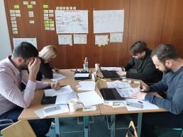 design sprint team