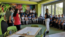 pitching and effective presentations