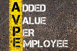 added value per employee