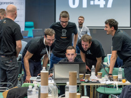 bas production hackathon
