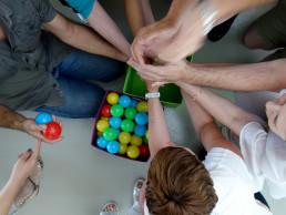 Introducing Agile through a game