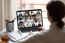 organization facilitation moderation online events